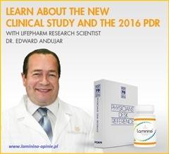 Badania kliniczne Laminine – firmy LPGN