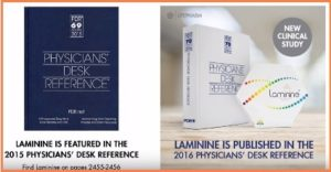 laminine physicians desk reference - laminina opinie