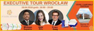 Pierwsze tourne LPGN po Europie